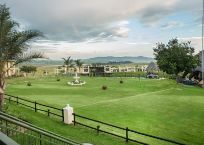 Battlefields Lodge View