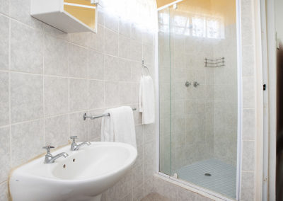Standard bathrooms